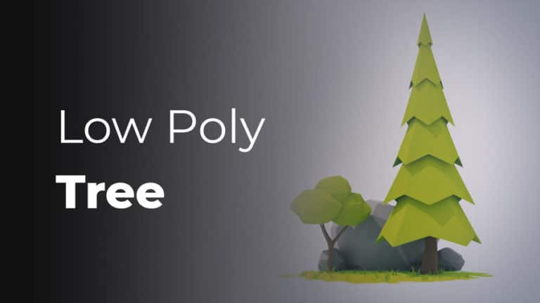 Create A Low Poly Tree