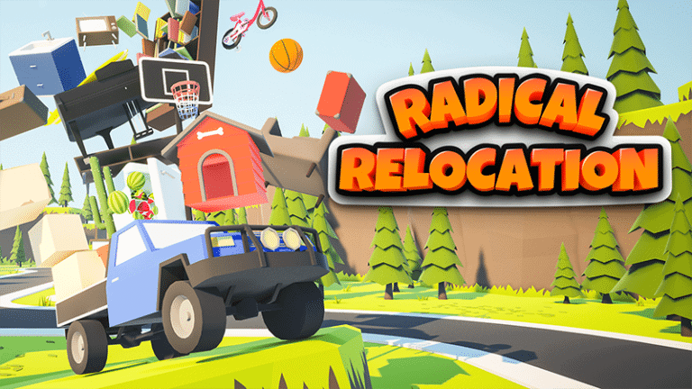 Radical Relocation Capsule