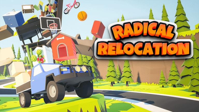 Radical Relocation Capsule